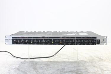 Multicom Interactive Quad Dynamics Processor MDX2400 JDH-C2-RK22-6460 NEW