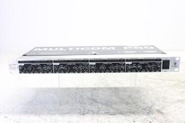 Multicom Pro Quad Dynamics Processor MDX 4400 EV-RK12-6700 NEW