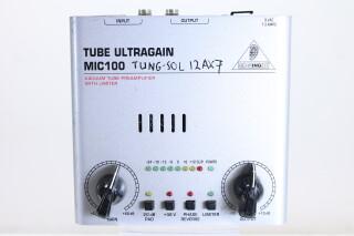 Tube Ultragain Mic 100 SHP-H-3520 NEW