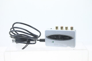 U Control UCA202 RCA to USB Interface EV-L-3879