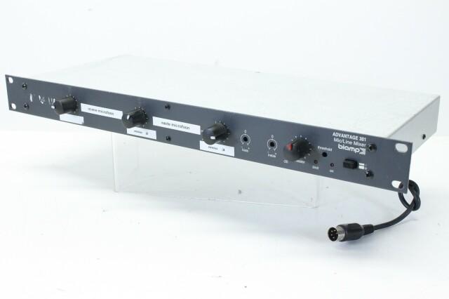 Advantage 301 Mic/Line Mixer JDH3 RK-13-9937-z