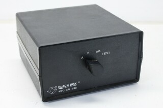 ABC-AB-232 Parallel port printer switch JDH3 S-10085-z