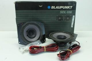 SDL-036 - 40W, 4Ohm, Dual Cone Speakers Set of 2 SK-2-9660-x