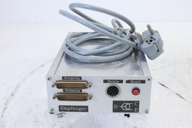 empfänger / receiver of some sort S-2928-VOF