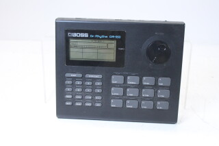 Dr. Rhythm DR-550 - Drum Computer SHP-L-3925 NEW