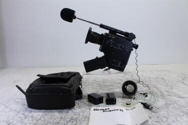 Nizo 4056 Super8 camera /w accessories Y-ZV16-6536 NEW