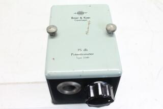75 db Potentiometer Type 2348 HEN-H-4464