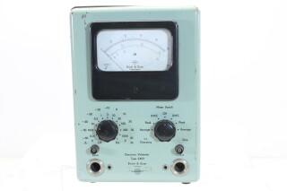 Electronic Voltmeter Type 2409 (no.2) HEN-RK12-5803 NEW