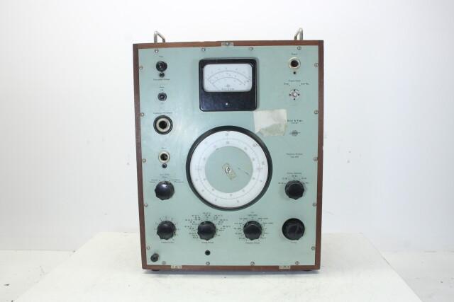 Frequency Analyzer Type 2105 EV-PL-VL-4192 NEW