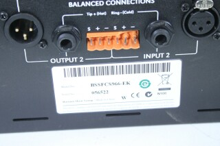 FCS-966 - Opal Constant Q Graphic Equalizer (No. 11) PUR1 RK-14-14208-BV 7