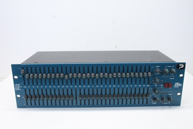 FCS-966 - Opal Constant Q Graphic Equalizer (No. 4) PUR1 RK-12-14201-BV