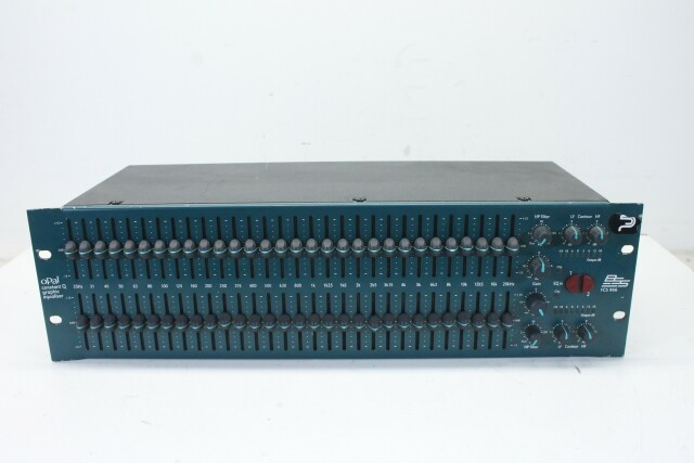 FCS-966 - Opal Constant Q Graphic Equalizer (No. 5) PUR1 RK-12-14202-BV