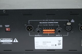 FCS-966 - Opal Constant Q Graphic Equalizer (No. 5) PUR1 RK-12-14202-BV 6