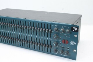 BSS FCS-966 - Opal Constant Q Graphic Equalizer (No. 6) PUR1 RK-12-14203-BV 2