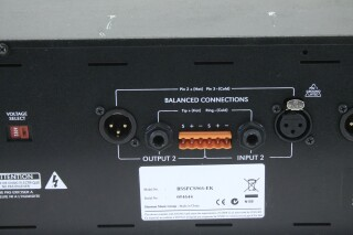 BSS FCS-966 - Opal Constant Q Graphic Equalizer (No. 6) PUR1 RK-12-14203-BV 5