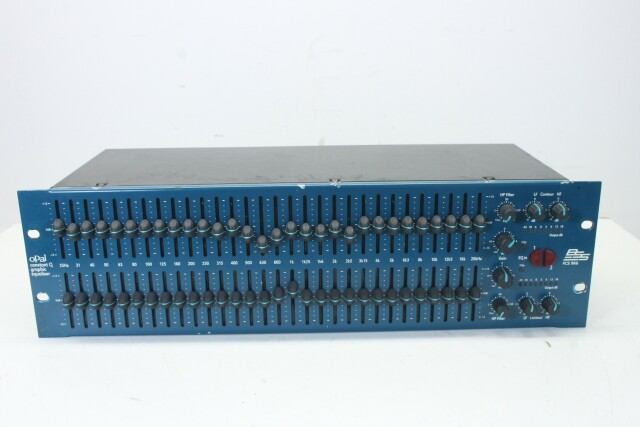 FCS-966 - Opal Constant Q Graphic Equalizer (No. 8) PUR1 RK-14-14205-BV