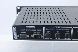 MSR602II - PSU for Max. 5 MSR604II AXL3 PL-1 onder P - 10439-Z 5