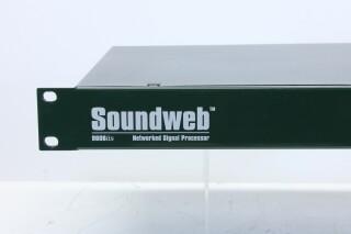 Soundweb 9008 IIS - Network Processor (No.1) AXL2 PL-2 onder P - 10389-Z 2