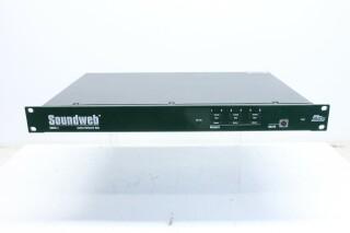 ZSW9000IIS - Soundweb Network Hub - 6 Ports AXL2 PL-2 onder P - 10380-Z 1