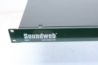 ZSW9000IIS - Soundweb Network Hub - 6 Ports AXL2 PL-2 onder P - 10380-Z 3