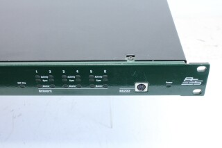 ZSW9000IIS - Soundweb Network Hub - 6 Ports AXL2 PL-2 onder P - 10380-Z 4