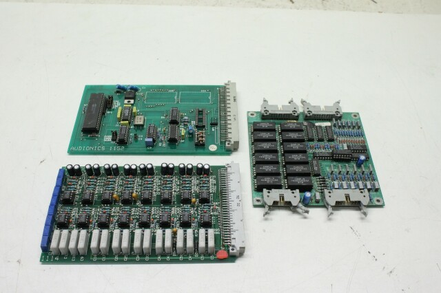 Various PCB's for Calrec Console and more (No.2) FS-35-9110-X