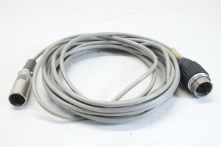 Vintage Tuchel Cable - 5 Pin Tuchel to 5 Pin XLR, Approximately 2 Meters KM-3-10832-z 1