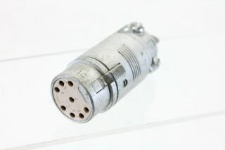 GB EP 8 II IC - 8 Pins Vintage Female Connector B2-12625-BV