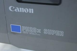 PH20x Super (PH20x6B IE) 6-120mm F1.4 Broadcast TV Camera Lens BVH2 op-RK-6-12144-bv 4