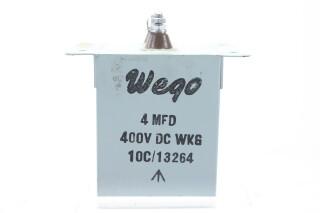 Capacitor 4 MFD 400V DC WKG 10C-13264 Type 4284 EV-ZV-7-5409