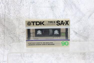 Cassette 90m SA-X Type II CrO2 70 µ/s EV-P-6240 NEW