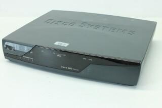 Cisco 800 Series Router (No.1) JDH A-9293-x