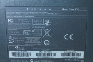 800 Series Router (No.2) JDH A-9294-x 6