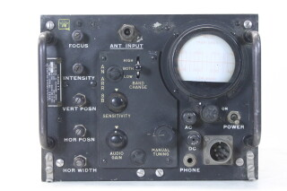 Receiver, Radio R-357/APR-8B U.S. Army HEN-OR-9-4265 NEW
