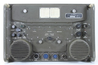 US Army R-278B/GR Airport Radio Receiver EV-PLTR-4232 NEW