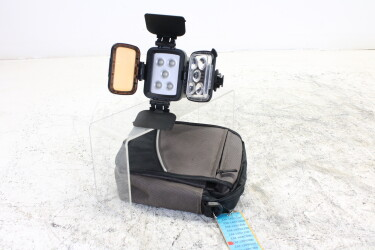 CM-LBPS900 HD LED Video Light 4500/3200K For Sony FS700 F55 A7S 5D2 TCE-ZV11-MAND-6633 NEW