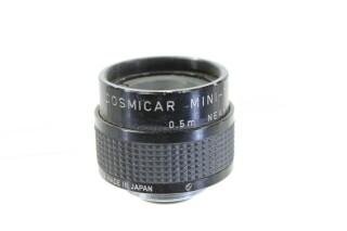 Mini-TV Lens 16mm - 1:1.6 Made in Japan HEN-E3-5119 NEW