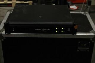 Century LM 40/8/2 Channel Mixer In Flightcase With PSU PUR VL-14288-BV 8