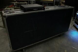 Century LM 40/8/2 Channel Mixer In Flightcase With PSU PUR VL-14288-BV 12