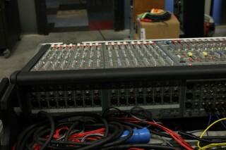 HP-8 32/8/2 Channel Mixer In Flightcase With PSU (No.1) PUR VL-14287-BV 6