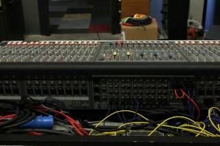HP-8 32/8/2 Channel Mixer In Flightcase With PSU (No.1) PUR VL-14287-BV 7