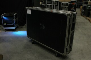 HP-8 32/8/2 Channel Mixer In Flightcase With PSU (No.1) PUR VL-14287-BV 11