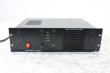Power Amplifier 4001 JDH-C2-RK15-6481