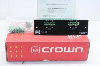 pip 102 - EQ module for 102 Loudspeaker AXL G-10243-z