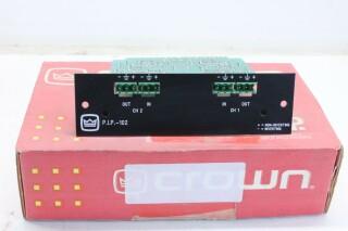 pip 102 - EQ module for 102 Loudspeaker (No.2) AXL G-10244-z 1
