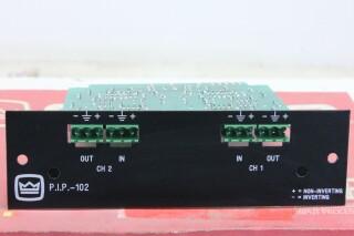 pip 102 - EQ module for 102 Loudspeaker (No.2) AXL G-10244-z 2