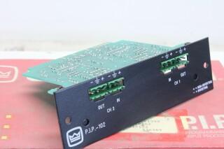 pip 102 - EQ module for 102 Loudspeaker (No.2) AXL G-10244-z 3