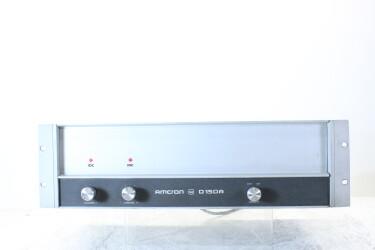 Amcron D150A Stereo PA Amplifier EV-RK-19-6752 NEW