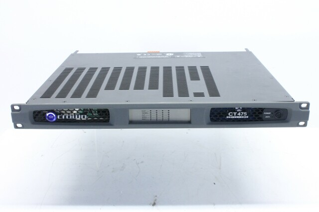CT475 with DriveCore Technology AXL2 RK-14 - 10383-Z
