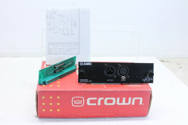 pip AMCb Programmable Crossover,Equalizer&Compressor - No.2 AXL G-10227-z